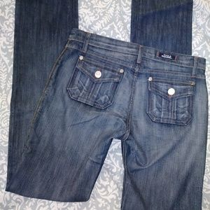 Ladies Rock and Republic jeans size 29x35.5
